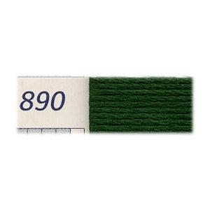 DMC刺繍糸 25番 890
