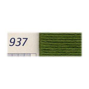 DMC刺繍糸 25番 937