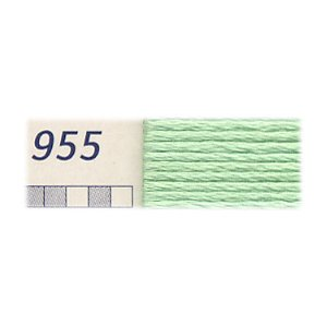 DMC刺繍糸 25番 955