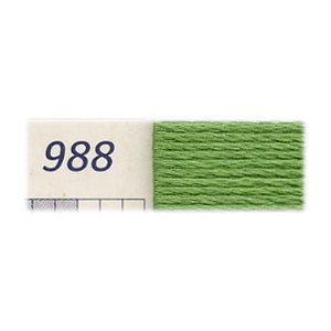 DMC刺繍糸 25番刺しゅう糸 988