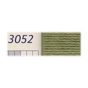 DMC刺繍糸 25番刺しゅう糸 3052