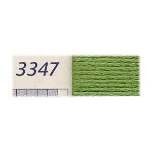DMC刺繍糸 25番刺しゅう糸 3347