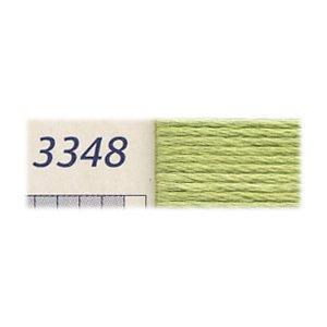 DMC刺繍糸 25番刺しゅう糸 3348