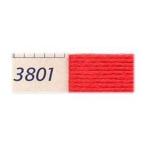 DMC刺繍糸 25番刺しゅう糸 3801