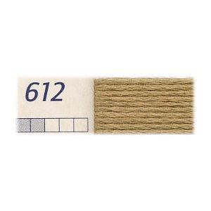 DMC刺繍糸 25番刺しゅう糸 612