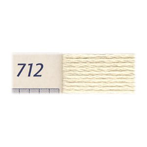 DMC刺繍糸 25番刺しゅう糸 712