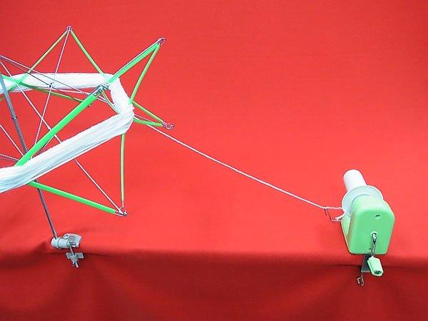ドレスイン 玉巻き器 毛糸や糸を玉巻きにする 【参考画像4】