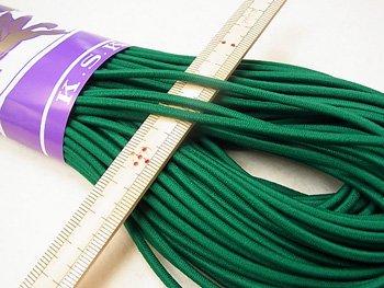 金天馬 ウーリーゴム 緑 M 直径約3mm 30m綛 KW11259