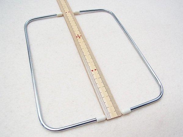 ジャスミン ワイヤー口金 U150 幅約15cmX高さ約5cm 【参考画像4】
