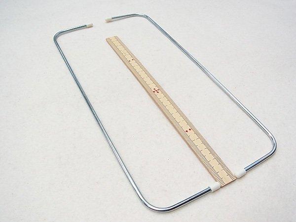ジャスミン ワイヤー口金 U240 幅約24cmX高さ約5cm 【参考画像4】