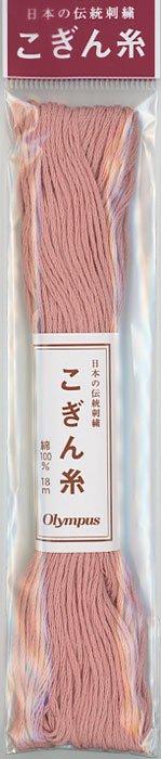 オリムパス こぎん糸 col.163 【参考画像1】