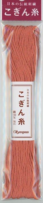 オリムパス こぎん糸 col.766 【参考画像1】
