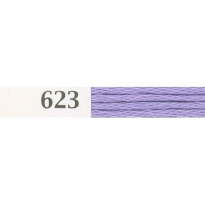 オリムパス刺繍糸 25番 刺しゅう糸 623