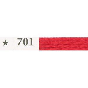 オリムパス刺繍糸 25番 刺しゅう糸 701