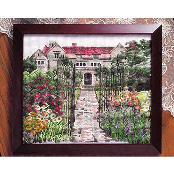 オリムパス 刺繍キット 英国庭園 884