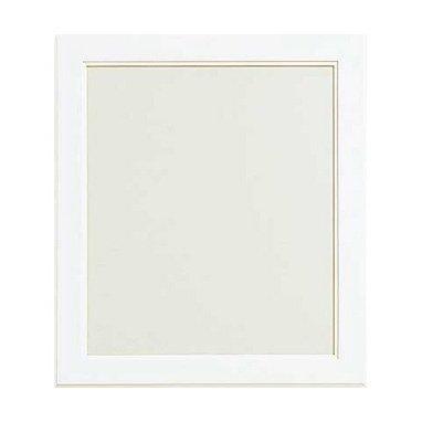 オリムパス 木製フレーム W-9 ホワイト 【参考画像1】