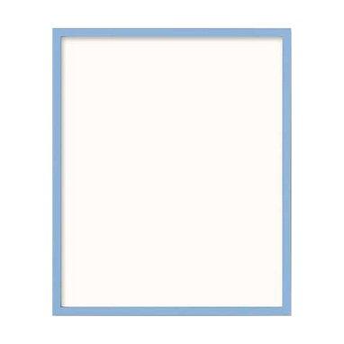 ■廃番■ オリムパス 木製フレーム W-33 ブルー 【参考画像1】