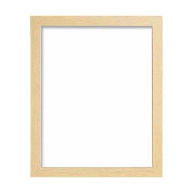 オリムパス 木製フレーム W-41 白木 【参考画像1】