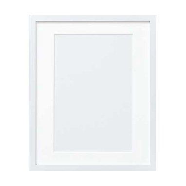 オリムパス 木製フレーム W-45 ホワイト 【参考画像1】