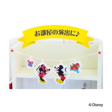 オリムパス 刺繍キット ガーランド ミッキー&ミニー 9046 【参考画像2】