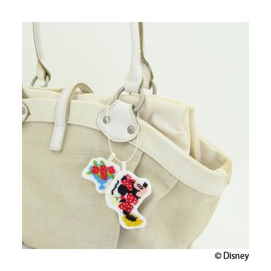 オリムパス 刺繍キット ガーランド ミッキー&ミニー 9046 【参考画像3】