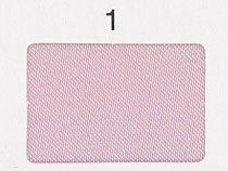 シルックサテン生地 col.1 薄ピンク ポリエステルサテン