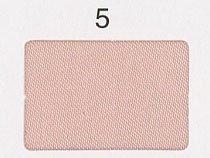 シルックサテン生地 col.5 薄肌色系 ポリエステルサテン
