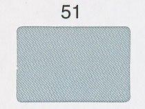 シルックサテン生地 col.51 水色系 ポリエステルサテン