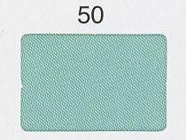 シルックサテン生地 col.50 薄グリーン系 ポリエステルサテン