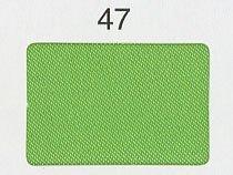 シルックサテン生地 col.47 黄緑系 ポリエステルサテン