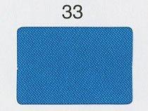 シルックサテン生地 col.33 紺碧系 ポリエステルサテン
