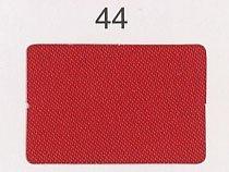シルックサテン生地 col.44 赤 ポリエステルサテン