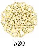 オリムパス レース糸 エミーグランデ 50g col.520 【参考画像1】