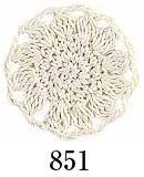 オリムパス レース糸 エミーグランデ 50g col.851 【参考画像1】