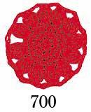 オリムパス レース糸 エミーグランデ 50g col.700 【参考画像1】