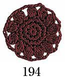 オリムパス レース糸 エミーグランデ 50g col.194 【参考画像1】