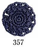 オリムパス レース糸 エミーグランデ 50g col.357 【参考画像1】