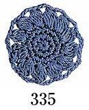 オリムパス エミーグランデ col.335 1箱(3玉入x50g)