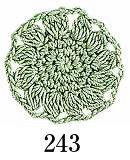 オリムパス エミーグランデ col.243 1箱(3玉入x50g)