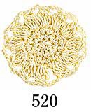 オリムパス エミーグランデ col.520 1箱(3玉入x50g)