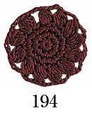 オリムパス エミーグランデ col.194 1箱(3玉入x50g)