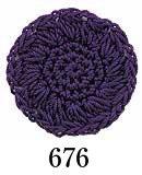 オリムパス エミーグランデ col.676 1箱(3玉入x50g)
