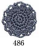 オリムパス エミーグランデ col.486 1箱(3玉入x50g)