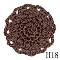 オリムパス エミーグランデハウス H18 1箱(3玉入x25g)太番手 レース糸