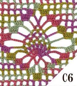 オリムパス エミーグランデ カラフル C6 1箱(3玉入x25g)