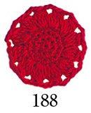 オリムパス エミーグランデ カラーズ col.188 1箱(3玉入x10g)