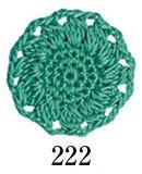 オリムパス エミーグランデ カラーズ col.222 1箱(3玉入x10g)
