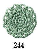 オリムパス エミーグランデ カラーズ col.244 1箱(3玉入x10g)