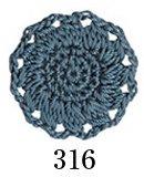 オリムパス エミーグランデ カラーズ col.316 1箱(3玉入x10g)