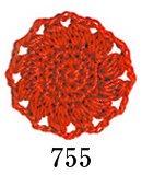 オリムパス エミーグランデ カラーズ col.755 1箱(3玉入x10g)
